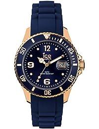 【国内正規品】 アイスウォッチ ICE WATCH 腕時計 ICE style アイススタイル・ネイビー/DARK NIGHT ミディアム/メンズ・レディース ユニセックスサイズ 000935