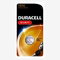 Special pack of 5 DURACELL SECURITY DL1616 3V X 5 by Med-Choice