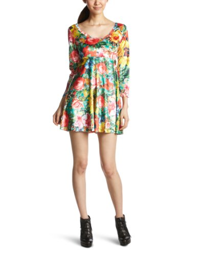 Sunrise Blossom Garden Dress ジョイリッチ