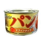 トクスイ パンの缶詰 マフィンタイプ 95g×24個