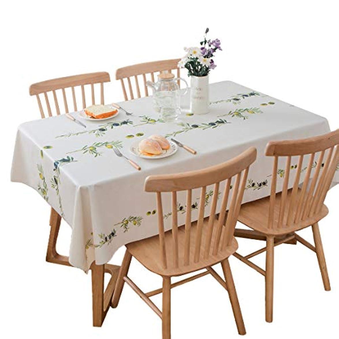 走るなめらか平行H&K テーブルクロス テーブルマット 食卓カバー 厚み0.3mm PVC製 撥水加工 汚れ防止 家庭用 業務用 サイズ別(約 137cmx185cm、137cmx225cm)