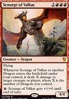 Scourge of Valkas - Commander 2017