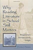 Why Reading Literature in School Still MATTEers