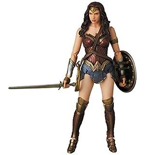 MAFEX マフェックス WONDER WOMAN ワンダーウーマン 『バットマン vs スーパーマン』 ノンスケール ABS&ATBC-PVC塗装済みアクションフィギュア