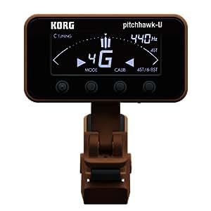 KORG クリップ式チューナー pitchhawk-U ウクレレ用 ピッチホーク