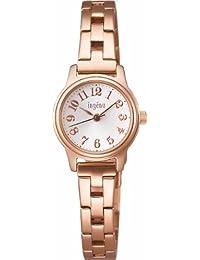 [アルバ]ALBA 腕時計 ingenu アンジェーヌ クオーツ カーブ無機ガラス 日常生活用防水 AHJK419 レディース
