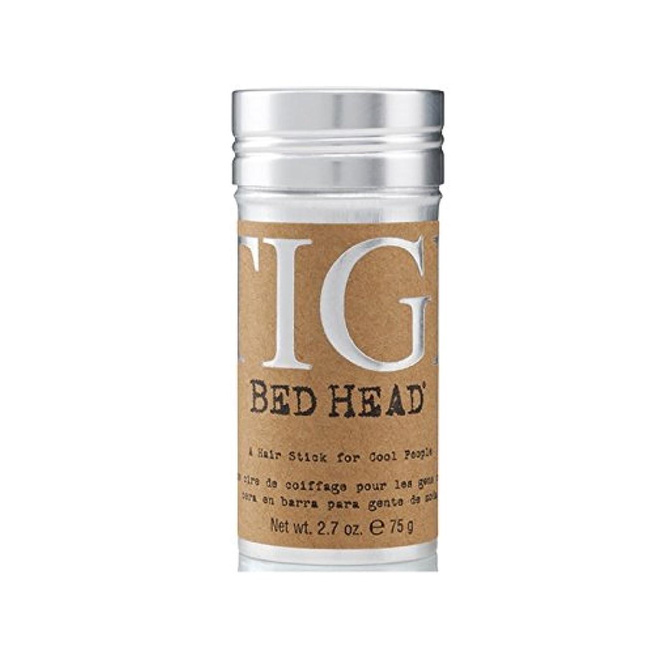 気分が良い無視できるプロフェッショナルティジーベッドヘッドワックススティック(75グラム) x2 - Tigi Bed Head Wax Stick (75G) (Pack of 2) [並行輸入品]