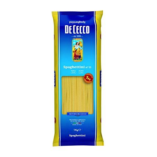 ディチェコ No.11 スパゲティーニ 1kg [並行輸入品]