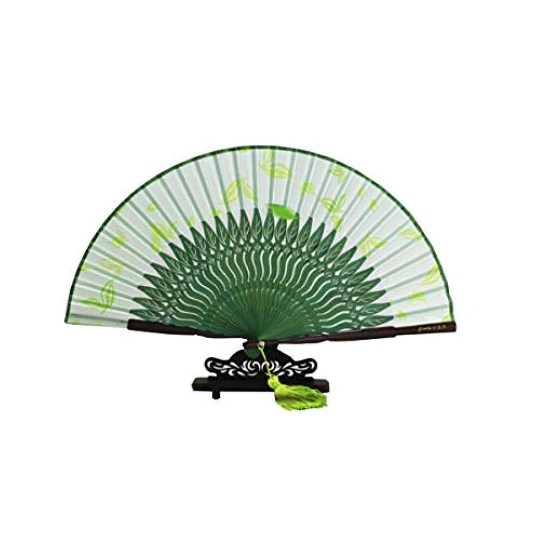 減衰誓約原子炉KATH ファン、中国の扇子、ギフトファン、紅茶ファン