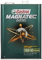 カストロール エンジンオイル MAGNATEC Diesel 10W-40 4L 4輪ディーゼル車専用部分合成油 CF Castrol