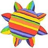 幼稚園の品質の綿の投げサンドバッグシャトルコックの子供の赤ちゃんのおもちゃ
