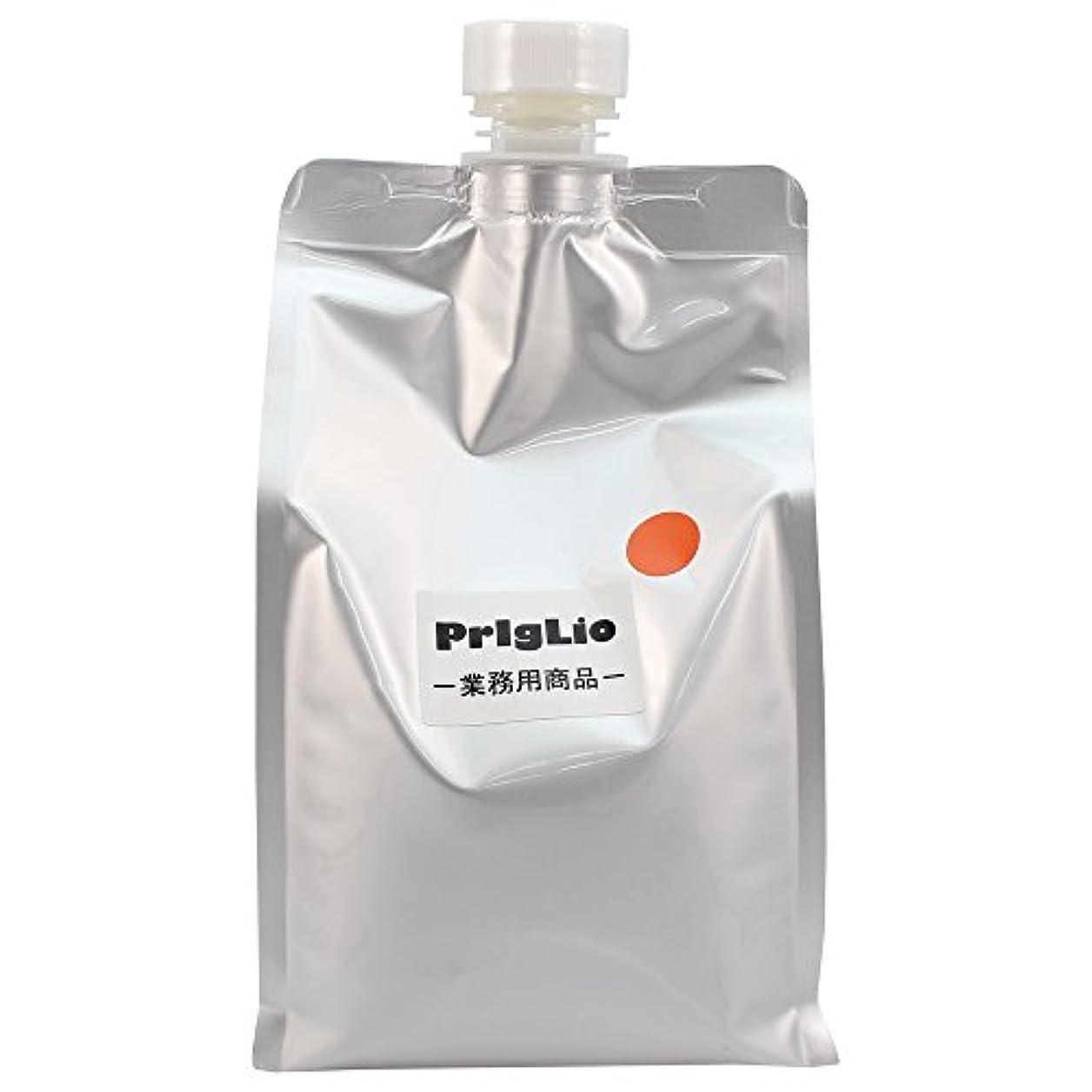 アスレチック間違いなく確保するプリグリオD ナチュラルハーブシャンプー オレンジ 900ml