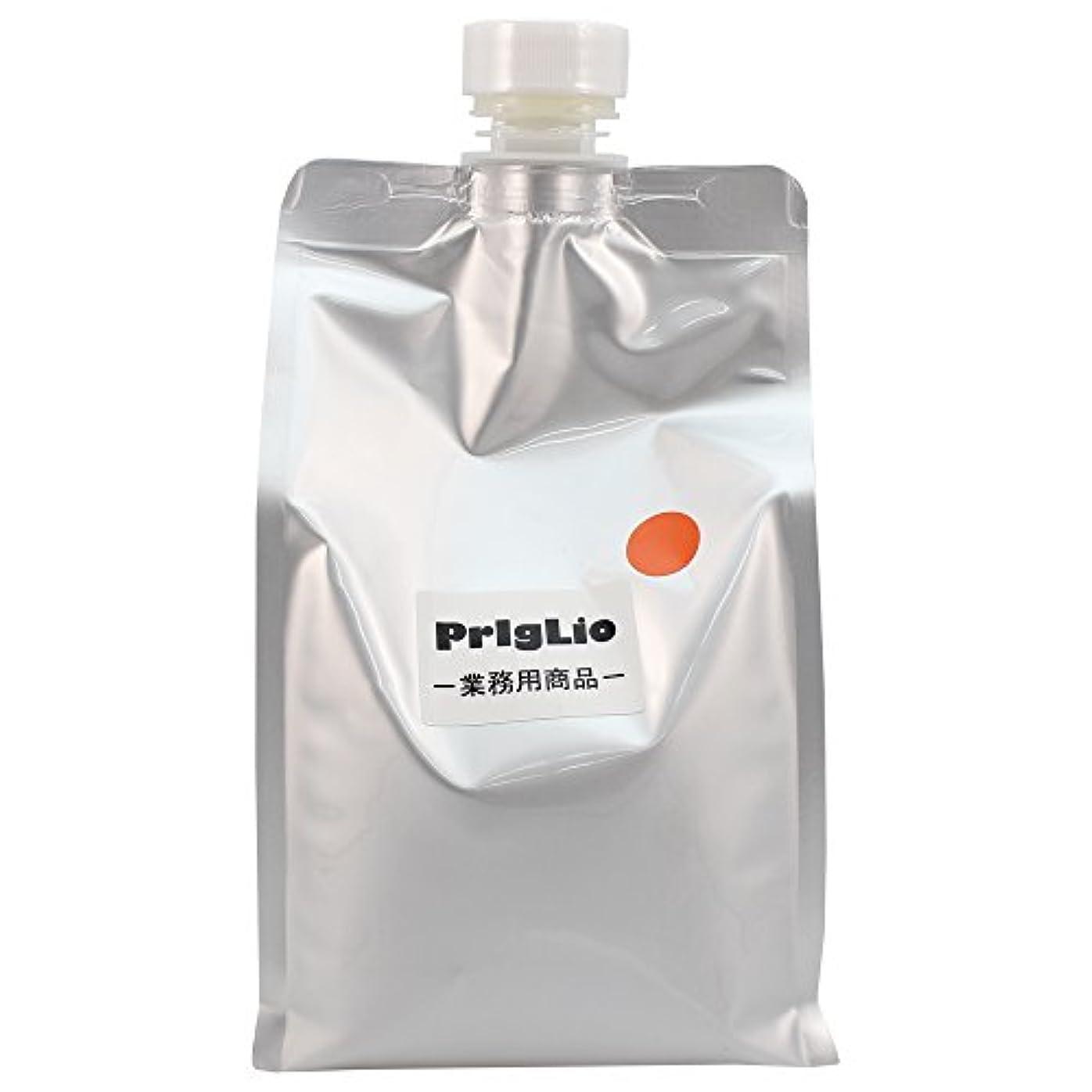 キャンバス伝導消費するプリグリオD ナチュラルハーブシャンプー オレンジ 900ml