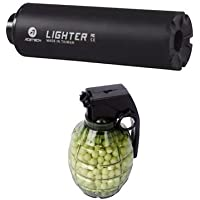 ACETECH LIGHTER ミニトレーサー ユニット 日本語説明書 +0.2g蓄光BB弾750発