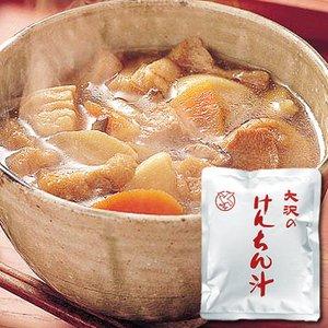 レトルト 和風 惣菜 具沢山 けんちん汁 300g (1人前) X3個セット (和食 煮物 非常食 保存食 にも)