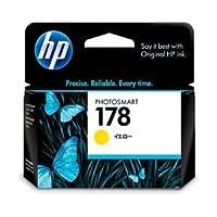 【純正品】 HP インクカートリッジ イエロー 型番:CB320HJ(HP178) 単位:1個