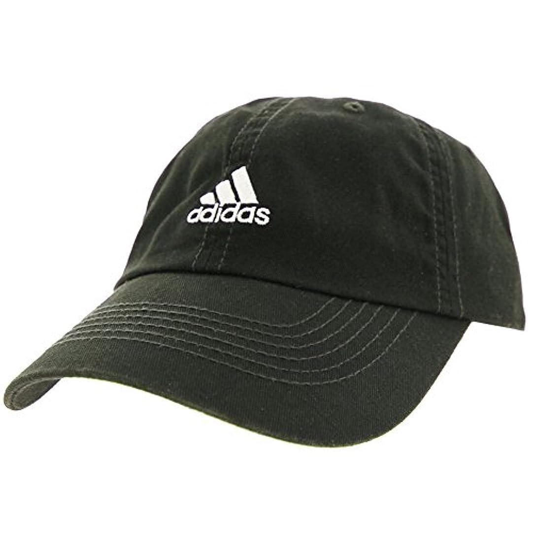 迷信アウトドアポスト印象派ADIDAS アディダス ADM CM TWILL 3ST LOW CAP ツイル ローキャップ ロゴ 帽子 メンズ レディース 185-111704
