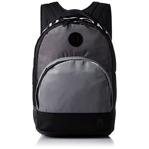 [ニクソン] バックパック Grandview Backpack NC21892048-00 Black / Dark Gray Black / Dark Gray