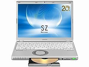 Panasonic Let's note CF-SZ5WDKRR Windows7 Professional 64bit Corei5-6200U 8GB 1TB DVDスーパーマルチ 無線LAN IEEE802.11ac/a/b/g/n Bluetooth webカメラ SDカードスロット Mcirosoft Office Home and Business Premium 12.1型WUXGA液晶ノートパソコン バッテリー駆動時間最大11時間 重さ約1.02kg