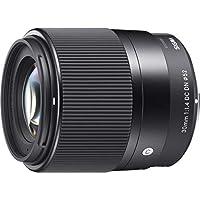 SIGMA 30mm F1.4 DC DN | Contemporary C016 | Canon EF-Mマウント用 APS-Cサイズ ミラーレス専用