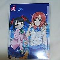 ラブライブμ's ラブカ loveca sid School idol diary 特典 西木野真姫 矢澤にこ にこまき グッズ