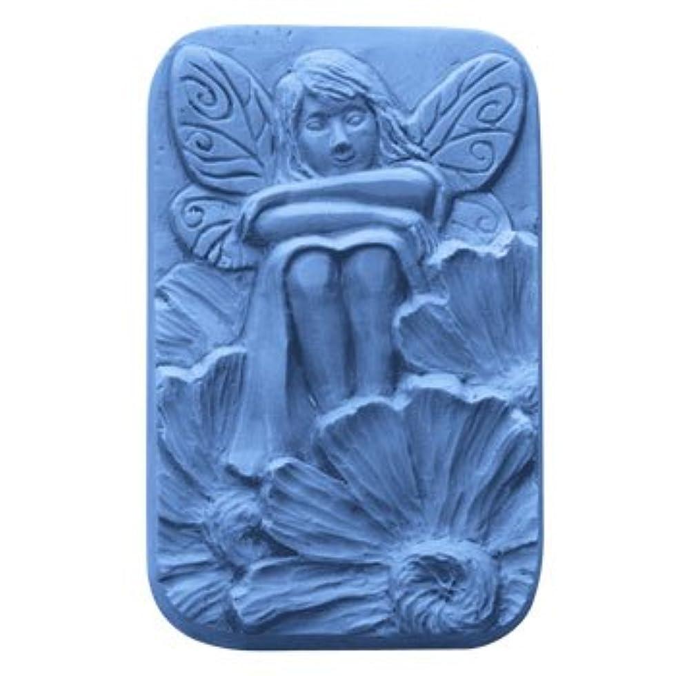 ベンチ捧げる現実的ミルキーウェイ フェアリー[妖精] 【ソープモールド/石鹸型/シートモールド】