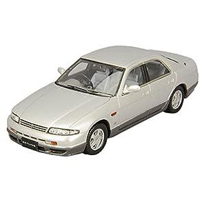 CAM 1/43 日産 スカイライン GTS 25t (R33) 4ドアセダン 1993年型 スパークシルバーツートン