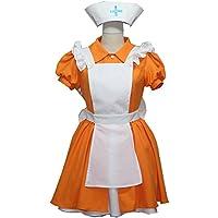 マクロスF    ランカ・リー 風   ピンキー・ナース コスプレ衣装 ★ 完全オーダメイドも対応可能