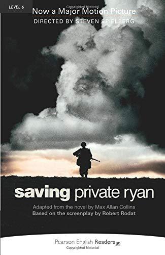 Penguin Readers: Level 6 SAVING PRIVATE RYAN (Penguin Active Readers, Level 6)の詳細を見る