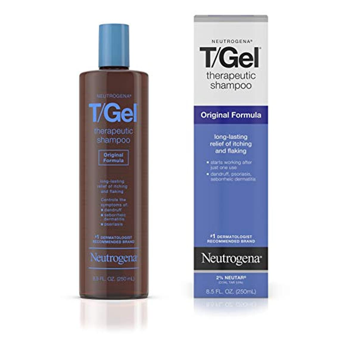 Neutrogena T/Gel Shampoo Original 250 ml (並行輸入品)