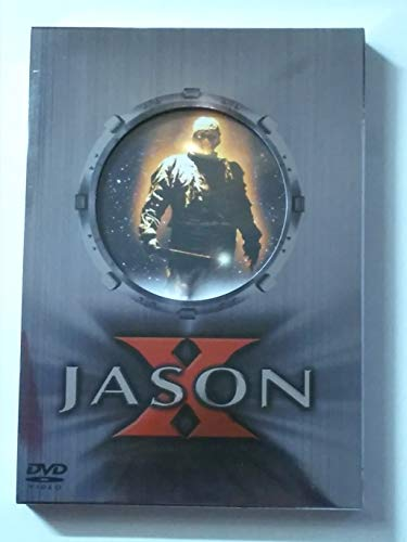 ジェイソンX デラックス版〈初回限定パッケージ〉 [DVD]の詳細を見る