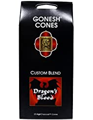 Gonesh – ドラゴンブラッドExtra Rich Incense Cones