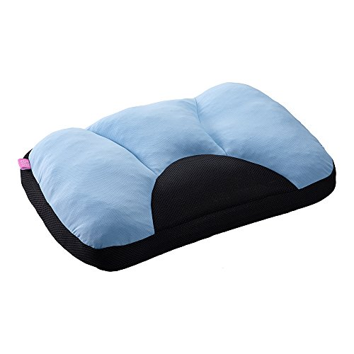 枕 首肩サポート ジャストフィット立体まくら(横向き寝サポート) HST-P114 【ハルカスタイル】