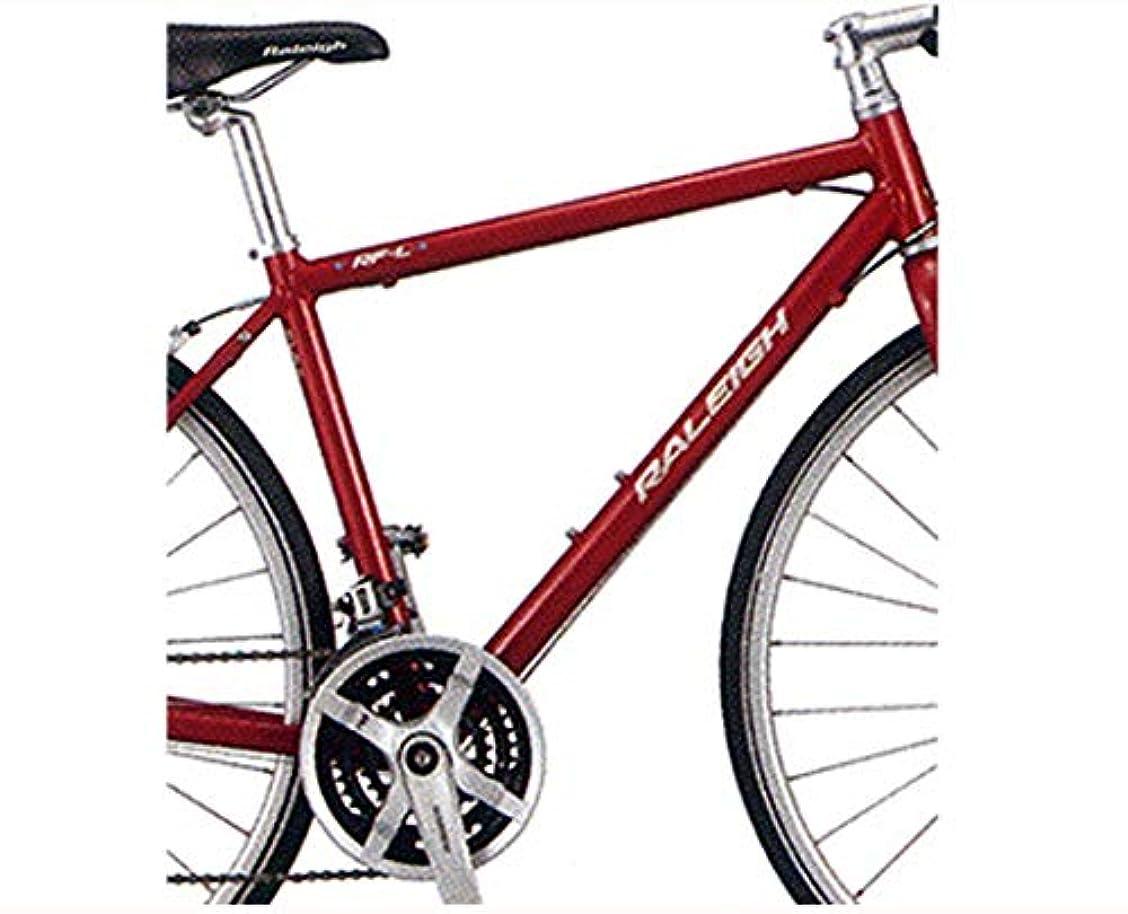 誘惑する捕虜コードレスRALEIGH(ラレー) クロスバイク Radford-Limited-S (RFL-S) ノッティンガムレッド 500mm