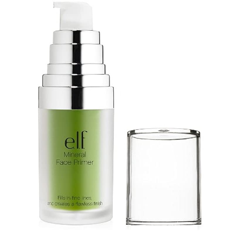 限りワイプ一定(6 Pack) e.l.f. Studio Mineral Infused Face Primer - Tone Adjusting Green (並行輸入品)