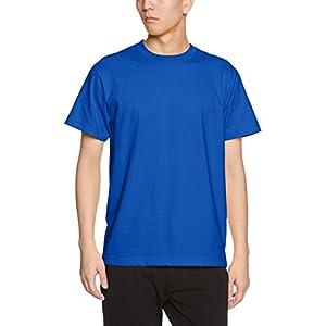 (ユナイテッドアスレ) UnitedAthle 5.6オンス ハイクオリティー Tシャツ 500101 085 ロイヤルブルー S