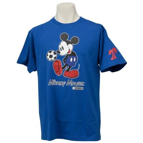 (Jリーグエンタープライズ)J.LEAGUE ENTERPRISE FC東京 ミッキーマウスTシャツII M 11419062 L3548  ブルー M