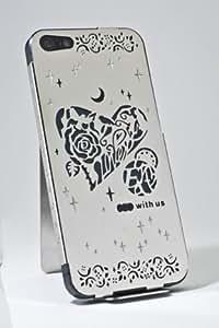 MARUWA i-phone5/i-phone5s starism selection 【One World】シルバー