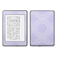 igsticker kindle paperwhite 第4世代 専用スキンシール キンドル ペーパーホワイト タブレット 電子書籍 裏表2枚セット カバー 保護 フィルム ステッカー 050568