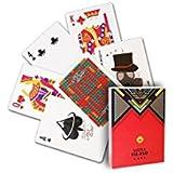 カードゲーム54カートポーカーフォーマット - Island card game