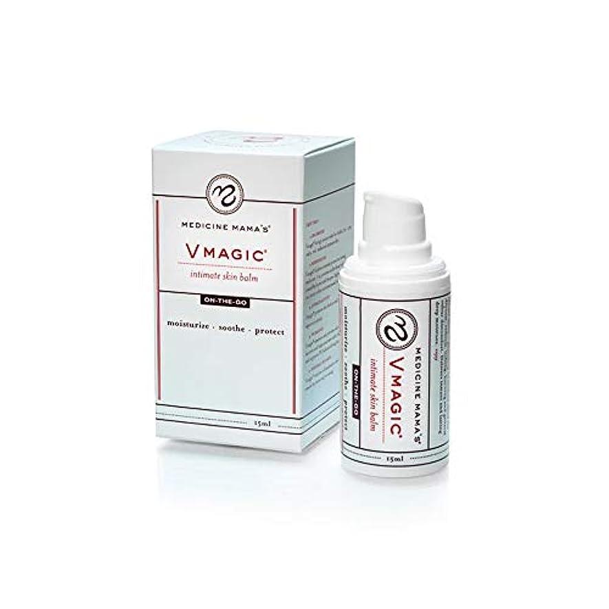 エムエムアポセカリー (MM APOTHECARY) Vクリーム 15ml デリケートゾーン用保湿クリーム