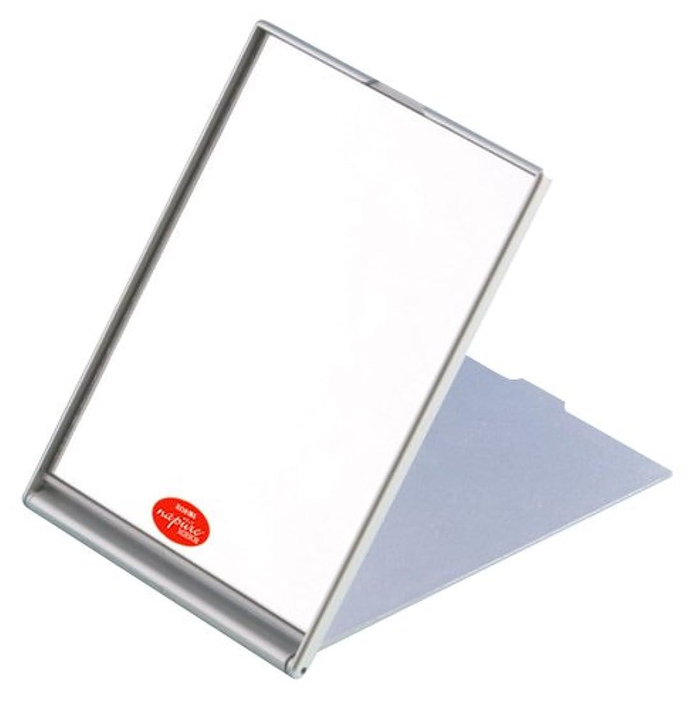 進行中食器棚メロディアスナピュア コンパクトミラー(M) シルバー