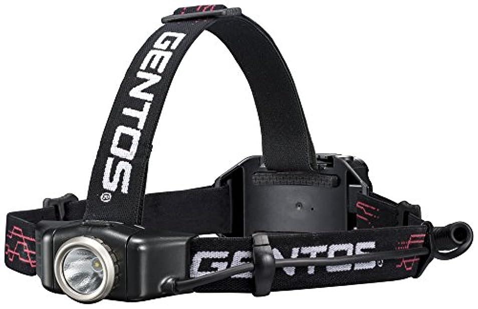 自慢荒らす誕生GENTOS(ジェントス) LED ヘッドライト Gシリーズ 【明るさ200-250ルーメン/実用点灯4時間】 ANSI規格準拠