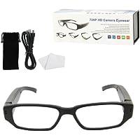 記憶を記録に!アイデア次第で活躍の場は無限に!スパイカメラ 眼鏡型セキュリティカメラ