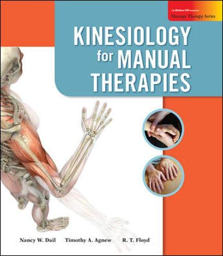 Download Kinesiology for Manual Therapies (Massage Therapy) 0073402079