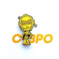 3D Light FX Star Wars C-3PO 3D Mini-Sized Deco LED Wall Light by 3D light FX