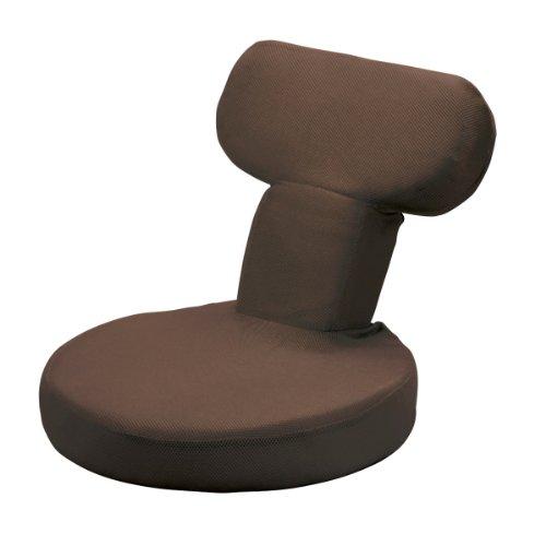 ミヤタケ(宮武製作所) 欲張り多機能ゲーム座椅子 ブラウン YS-W11N(BR)