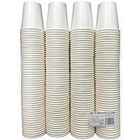 ニッチプラス(Niche plus) 結露に強い両面PE加工 紙コップ ホワイト 7オンス(210ml)  200個入