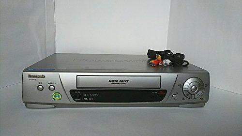VHSビデオデッキ パナソニック NV-H55