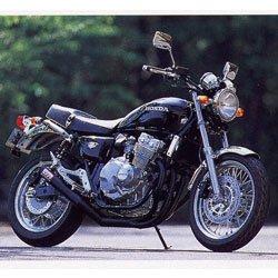 モリワキ(MORIWAKI) フルエキゾーストマフラー ONE PIECE ブラック CB400FOUR (97-98) A100-157-2411
